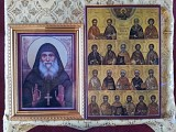 Icons of Saints that were in healing ministries